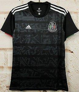 """Camisa México (Away-Uniforme 2) """"Copa de Ouro 2019"""""""