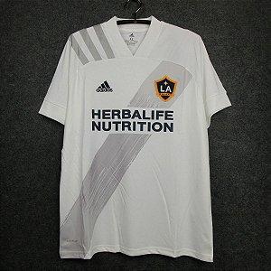 Camisa LA Galaxy 2020-21 (Home-Uniforme 1) - Modelo Torcedor