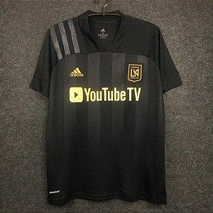 Camisa Los Angeles FC  2020-21 (Home-Uniforme 1) - Modelo Torcedor