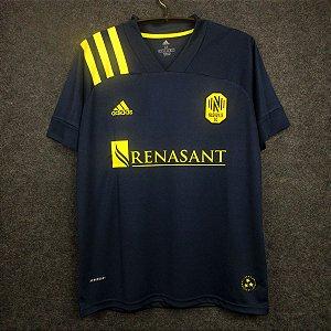 Camisa Nashville SC 2020-21 (Away-Uniforme 2) - Modelo Torcedor