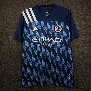 Camisa New York City 2020-21 (Away-Uniforme 2) - Modelo Torcedor