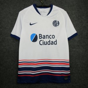 Camisa San Lorenzo 2020-21 (Away-Uniforme 2) - Modelo Torcedor