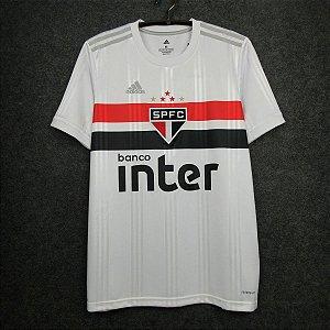 Camisa São Paulo 2020-21 (Home-Uniforme 1) - Modelo Torcedor