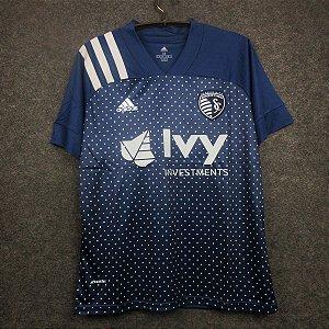 Camisa Sporting Kansas City 2020-21 (Away-Uniforme 2) - Modelo Torcedor