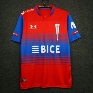 Camisa Universidad Católica 2020-21 (Away-Uniforme 2) - Modelo Torcedor