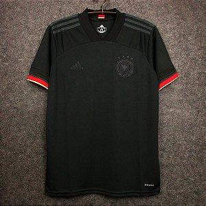 Camisa Alemanha 2020-21 (Away-Uniforme 2) - Modelo Torcedor