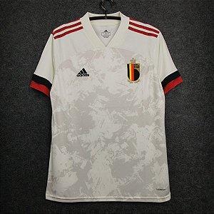 Camisa Bélgica 2020-21 (Away-Uniforme 2) - Modelo Torcedor