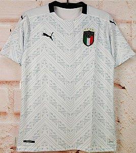 Camisa Itália 2020-21 (Away-Uniforme 2) - Modelo Torcedor