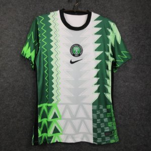 Camisa Nigéria 2020-21 (Home-Uniforme 1) - Modelo Torcedor