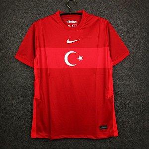 Camisa Turquia 2020-21 (Home-Uniforme 1) - Modelo Torcedor