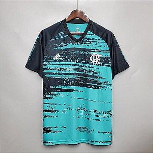 """Camisa Flamengo 2020 """"Pré-Jogo 1"""""""