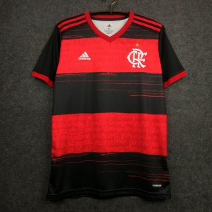 Camisa Flamengo 2020-21 (Uniforme 1) - Modelo Torcedor (sem patrocínios)