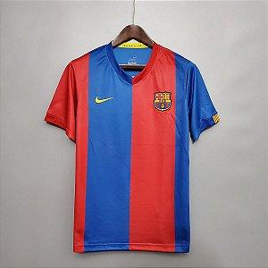 Camisa Barcelona 2006-2007 (Home-Uniforme 1)