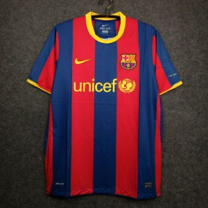 Camisa Barcelona 2010-2011 (Home-Uniforme 1)