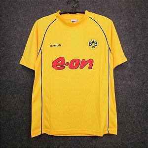 Camisa Borussia Dortmund 2001-2002 (Champions League)