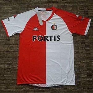 Camisa Feyenoord 2008-2009 (Home-Uniforme 1)