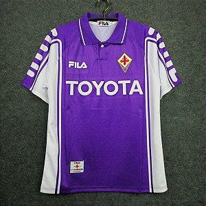 Camisa Fiorentina 1999-2000 (Home-Uniforme 1)