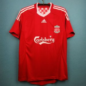 Camisa Liverpool 2008-2010 (Home-Uniforme 1)