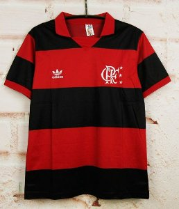 Camisa Flamengo 1982 (Home-Uniforme 1)