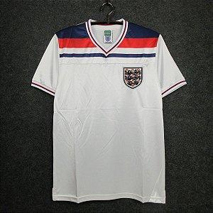 Camisa Inglaterra 1980 (Home-Uniforme 1)