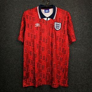 Camisa Inglaterra 1994-95 (Away-Uniforme 2)