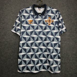 Camisa Irlanda do Norte 1990-1993 (Away-Uniforme 2)