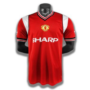 Camisa Manchester United 1984-1986 (Home-Uniforme 1)