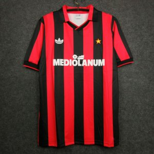 Camisa Milan 1991-1992 (Home-Uniforme 1)