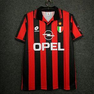 Camisa Milan 1996-1997 (Home-Uniforme 1)