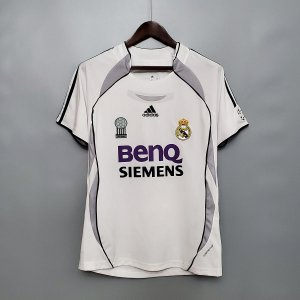 Camisa Real Madrid 2006-2007 (Home-Uniforme 1)