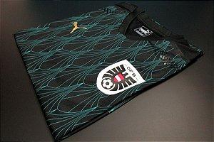 Camisa Áustria 2020-21 (Away-Uniforme 2) - Modelo Jogador