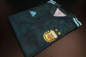 Camisa Argentina 2020-21 (Away-Uniforme 2) - Modelo Jogador