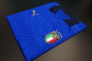 Camisa Itália 2020-21 (Home-Uniforme 1) - Modelo Jogador