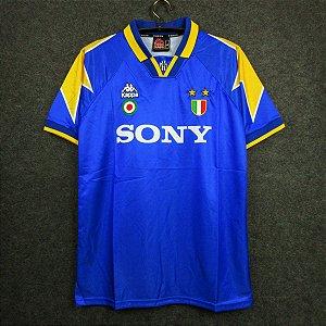 Camisa Juventus 1995-1996 (Away-Uniforme 2)