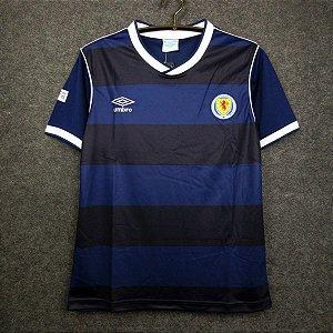 Camisa Escócia 1986 (Home-Uniforme 1)