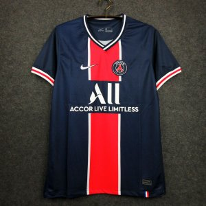 Camisa Paris Saint Germain 2020-21  (Home-Uniforme 1)  - Modelo Torcedor
