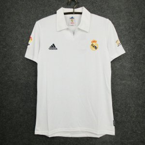 Camisa Real Madrid 2002-2003 (Home-Uniforme 1)