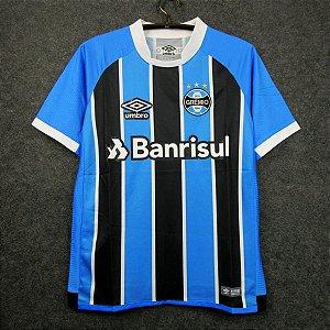 Camisa Grêmio 2017-18 (Home-Uniforme 1)