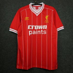 Camisa Liverpool 1981-1984 (Home-Uniforme 1)