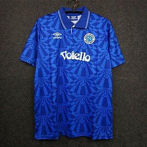 Camisa Napoli 1991-93 (Home-Uniforme 1)