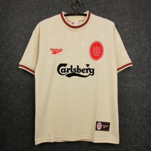 Camisa Liverpool 1996-97 (Away-Uniforme 2)