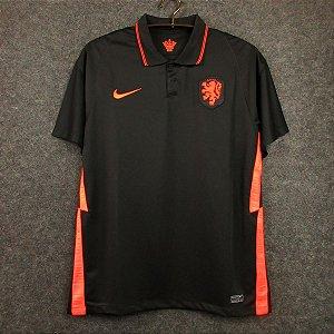 Camisa Holanda 2020-21 (Away-Uniforme 2) - Modelo Torcedor