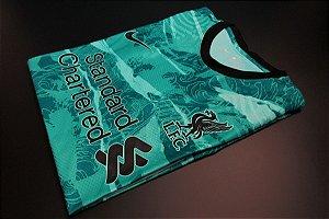 Camisa Liverpool 2020-21 (Away-Uniforme 2) - Modelo Jogador