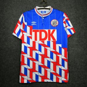 Camisa Ajax 1990-1991 (Away-Uniforme 2)