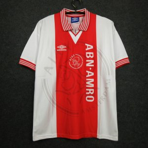 Camisa Ajax 1995-96 (Home-Uniforme 1)