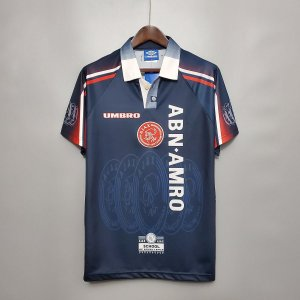 Camisa Ajax 1997-98 (Away-Uniforme 2)