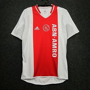 Camisa Ajax 2004-05 (Home-Uniforme 1)