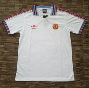 Camisa Aston Villa 1980 (Away-Uniforme 2)