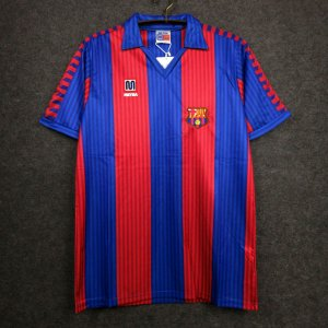 Camisa Barcelona 1991-92 (Home-Uniforme 1)