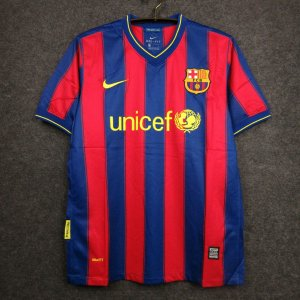 Camisa Barcelona 2009-2010 (Home-Uniforme 1)